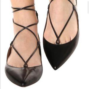 AQUAZZURA Firenze Leather made in Italy